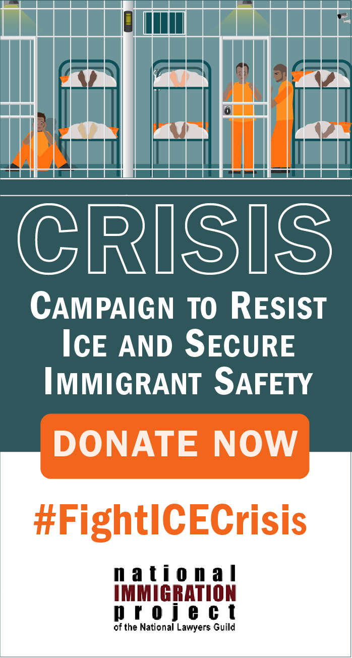 donate to the crisis campaign